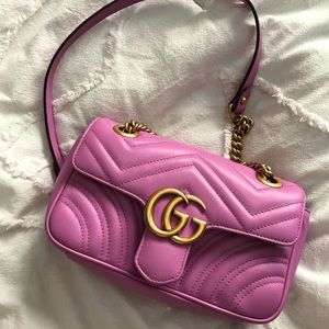 PINK GUCCI MARMONT